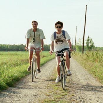 CMBYN by Bike